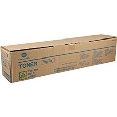 Genuine Konica-Minolta (8938-506) Yellow Copier Toner Cartridge (up to 12,000 pages)
