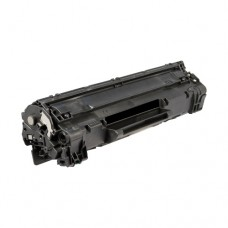 MICR - (Check Printing) Remanufactured HP CE285A (HP 85A) Black Toner Cartridge (up to 1,600 pages)