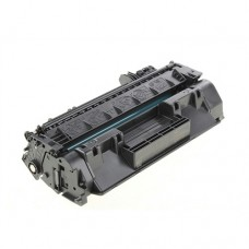 MICR - (Check Printing) Remanufactured HP CF280A (HP 80A) Black Toner Cartridge (up to 2,700 pages)