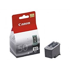 Genuine Canon 50 (PG-50, 0616B002) High-Yield Black Ink Cartridge