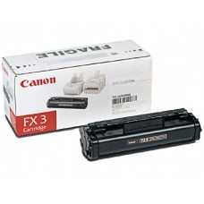 Genuine Canon FX-3 (1557A002BA) Toner Cartridge (up to 2,700 pages)