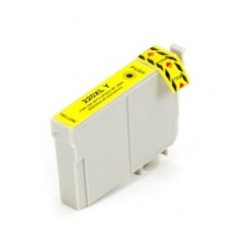 Remanufactured Epson (T220XL420) High Yield Yellow Ink Cartridge (up to 500 pages)