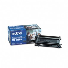 Genuine Brother (TN115BK) High Capacity Black Toner Cartridge (up to 5,000 pages)