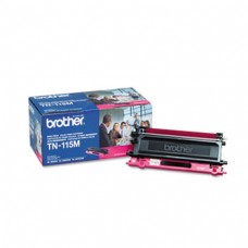 Genuine Brother (TN115M) High Capacity Magenta Toner Cartridge (up to 4,000 pages)