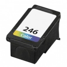 Remanufactured Canon CL-246 (8281B001) Tri-Color Ink Cartridge