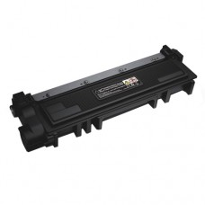 Compatible Dell (593-BBKD) Black Toner Cartridge (up to 2,600 pages)