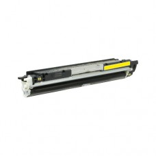 HP Remanufactured 126A (CE312A) Yellow Laser Toner Cartridge (up to 1,000 pages)