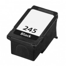 Remanufactured Canon PG-245 (8279B001) Black Ink Cartridge