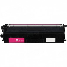 Genuine Brother (TN-433M) High Yield Magenta Toner Cartridge (up to 4500 pages)