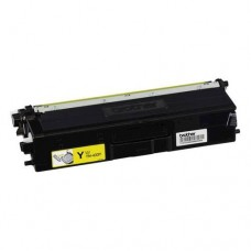 Genuine Brother (TN-433Y) High Yield Yellow Toner Cartridge (up to 4500 pages)