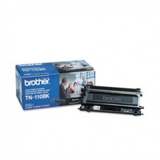 Genuine Brother (TN110BK) Black Toner Cartridge (up to 2,500 pages)