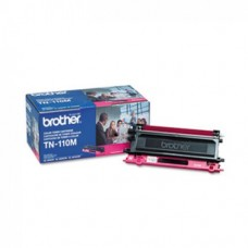 Genuine Brother (TN110M) Magenta Toner Cartridge (up to 1,500 pages)