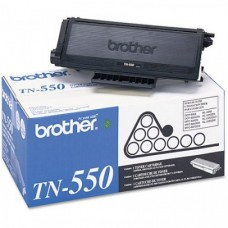 Genuine Brother (TN550) Toner Cartridge (3,500 page yield)