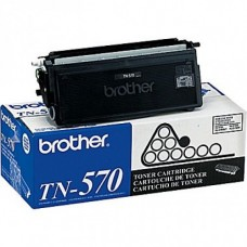 Genuine Brother (TN570) High CapacityToner Cartridge (6,700 Yield)