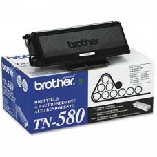 Genuine Brother (TN-580) High Capacity Toner Cartridge (7,000 page yield)